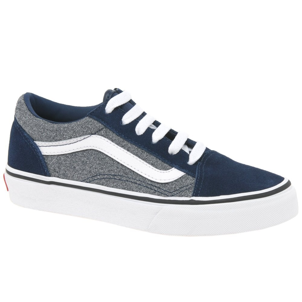 Vans Old Skool Youth Lace Kids Canvas