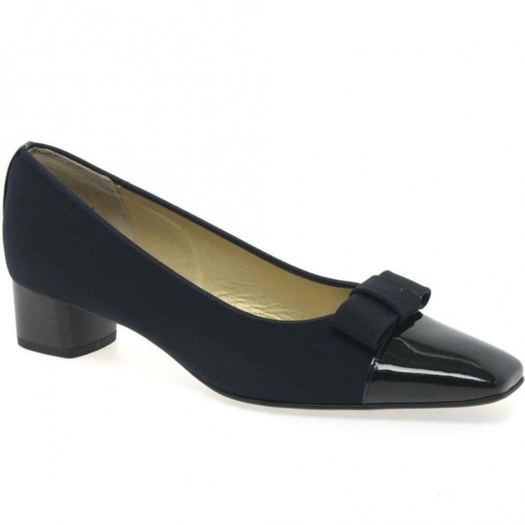 Peter Kaiser Beli Bow Detailed Court Shoes