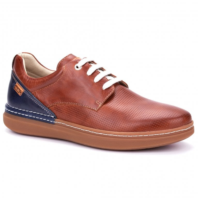 Pikolinos Begur Mens Casual Lace Up Shoes
