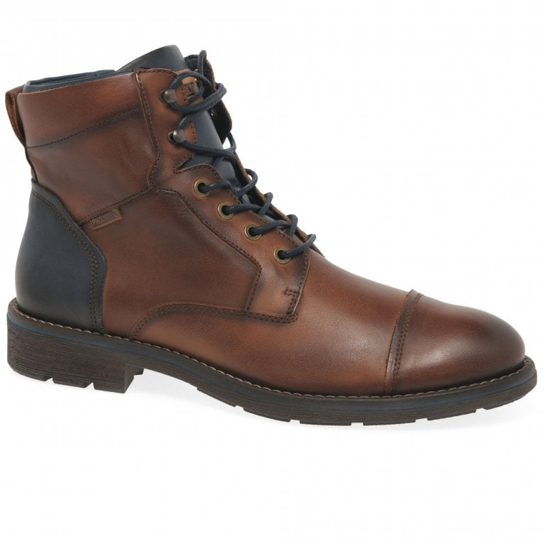 Pikolinos Yorkshire Smooth Mens Boots