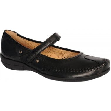 Rieker 43711-00 Shoes Black