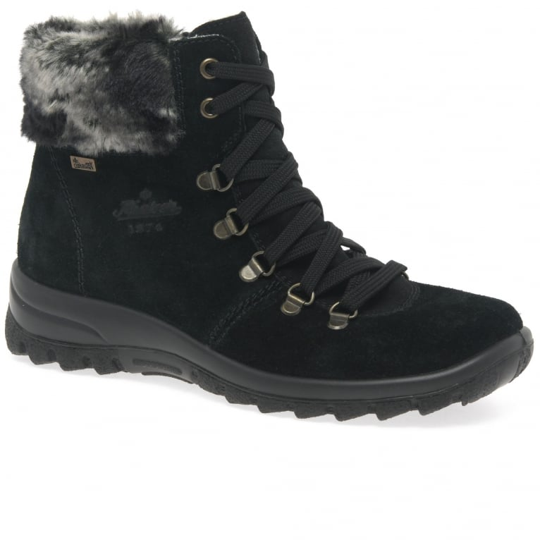 Rieker Cosy Womens Casual Warm Lined Boots