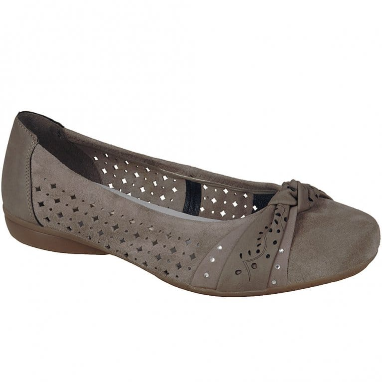 Rieker Petra Ladies Casual Shoes