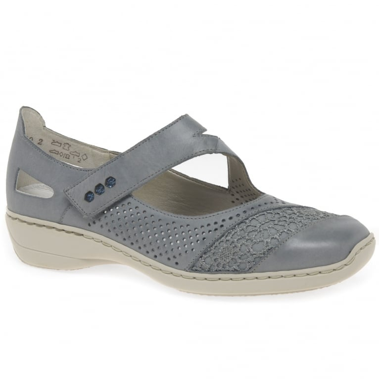 Rieker Roya Womens Mary Jane Shoes