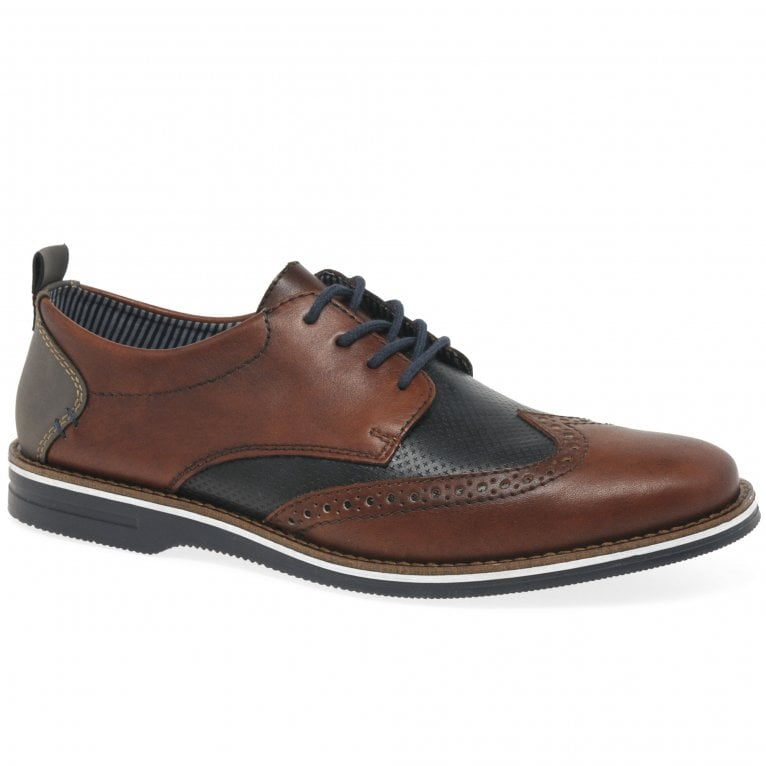 Rieker Wessex Mens Lace Up Shoes