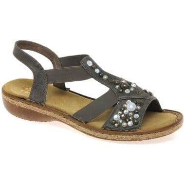 Rocket Dog Spotlight Cupid Sequins Sandals