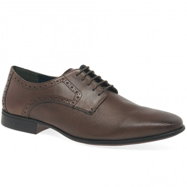 Silver Street Sutton Mens Formal Lace Up Shoes