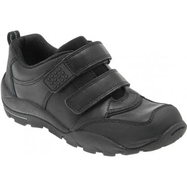 Skechers Bikers Lounger Shoes Charcoal