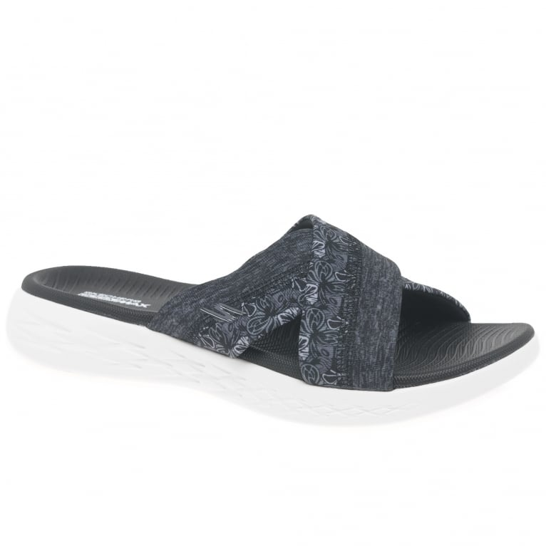 Skechers On The Go 600 Monarch Casual Mules