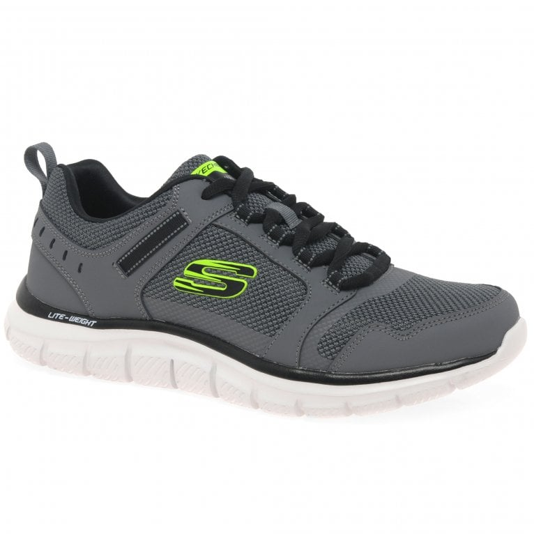 Skechers Track Knockhill Mens Trainers