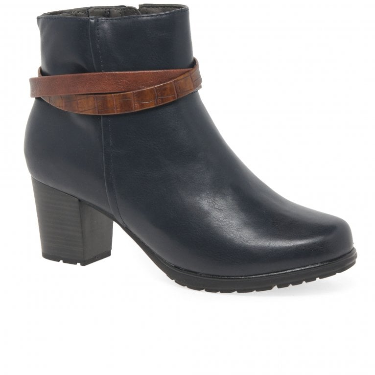 Soft Line (Jana) Crown Ladies Ankle Boots