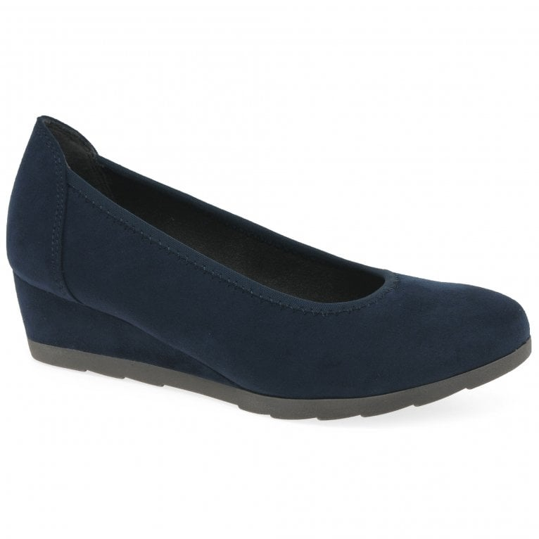 Soft Line (Jana) Esther Ladies Wedge Heel Shoes