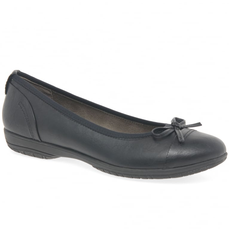 Soft Line (Jana) Waterloo III Womens Ballet Pumps
