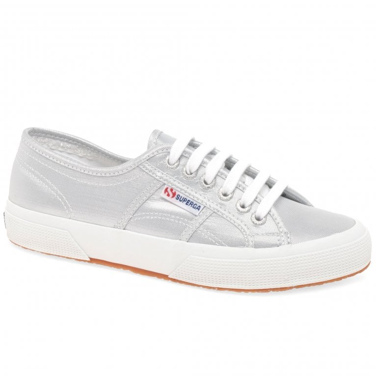 Superga Cotu Microlame Womens Canvas Shoes