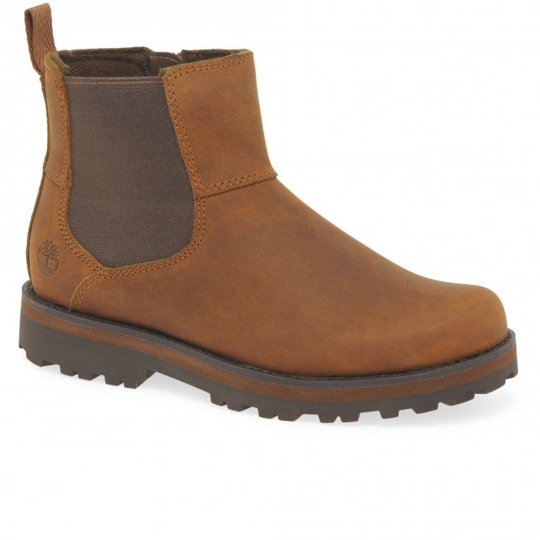 Timberland Courma Chelsea Boys Youth Boots