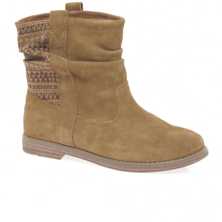 Girls Laurel Slouch Ankle Boots