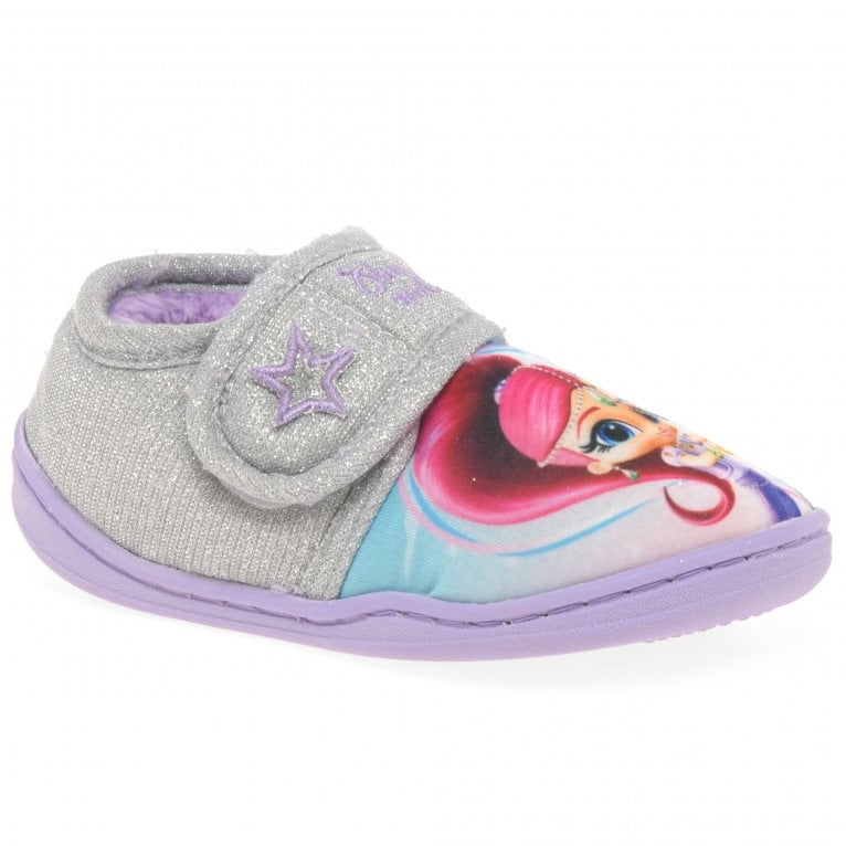 Shimmer And Shine Newton Girls Slippers