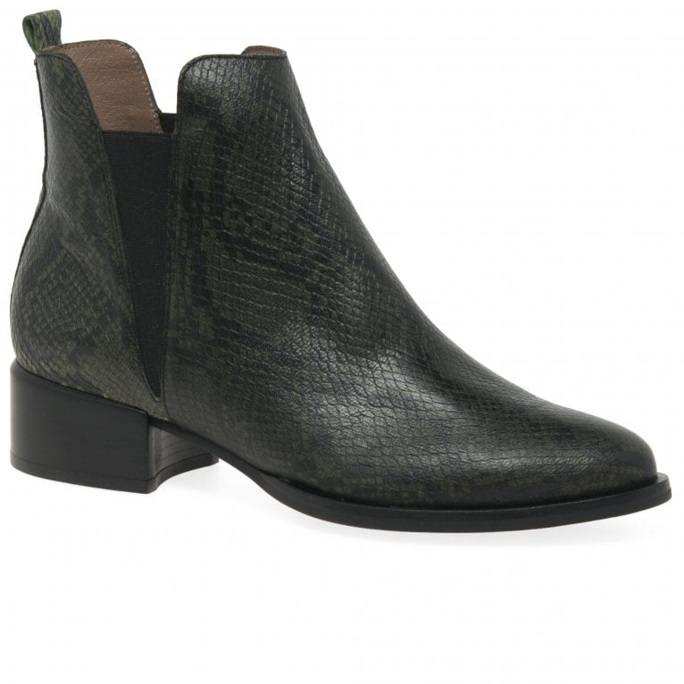 Terrassa Womens Ankle Boots